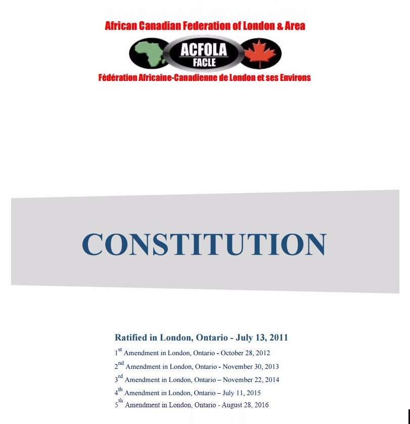 image acfola constitution